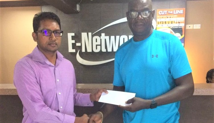 E-Networks throws support behind national rifle team