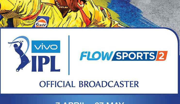 E-Networks' DreamTV to air IPL 2018 via Flow Sports