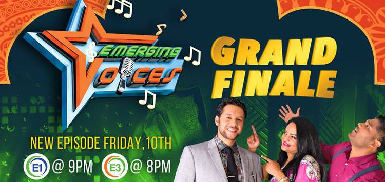 E-Networks Emerging Voices Grand finale airs tonight
